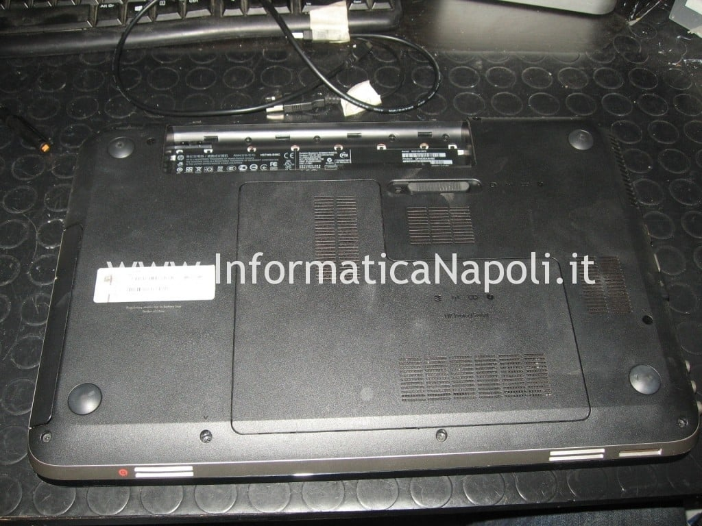 problema video hp pavilion DV6-6169sl