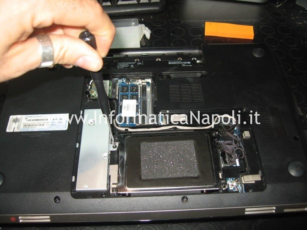 come risolvere problemi scheda video HP pavilion DV6-6169sl