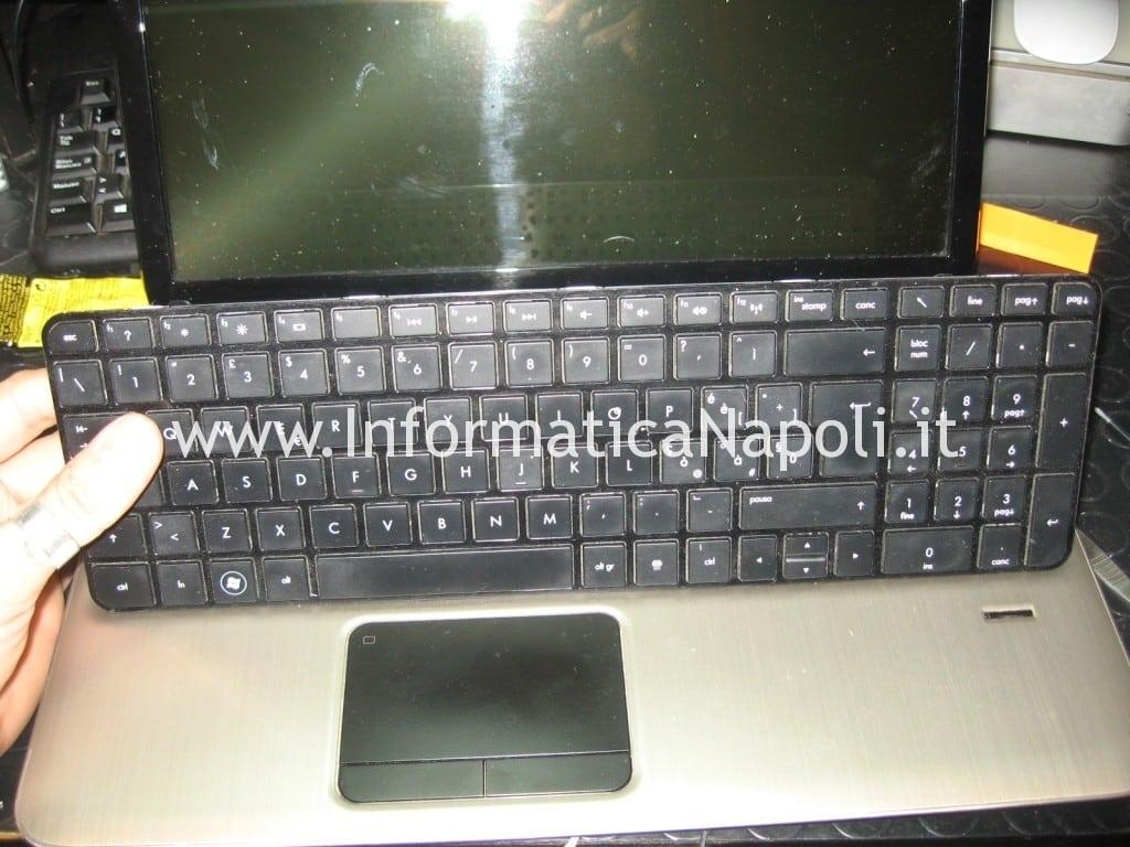 problemi tastiera HP pavilion DV6-6169sl