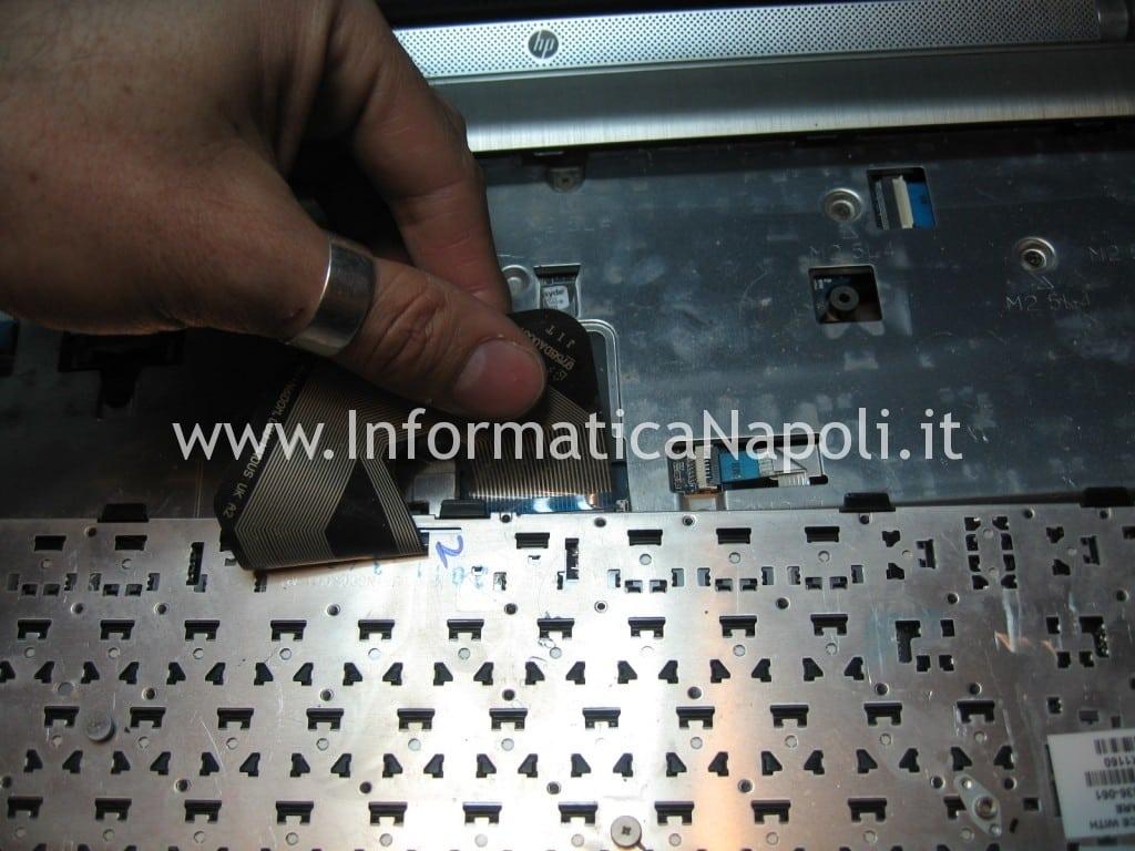 flat tastiera HP Pavilion DV6-6169sl