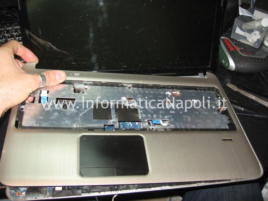 aprire e riparare un HP Pavilion DV6-6169sl