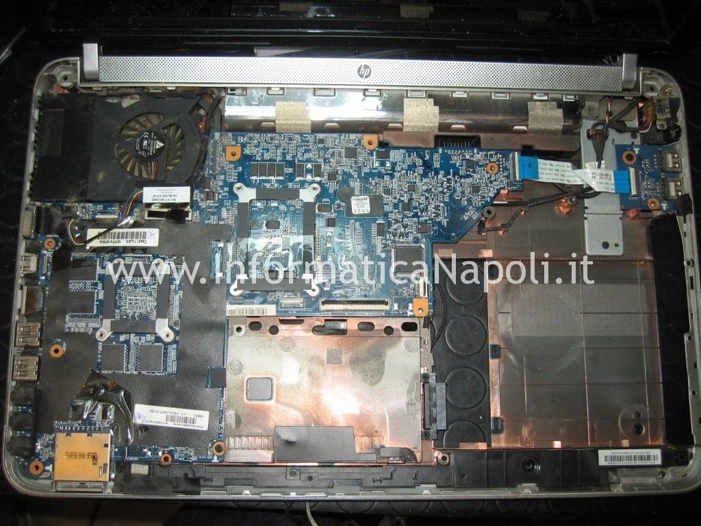 scheda madre motherboard HP Pavilion DV6-6169sl