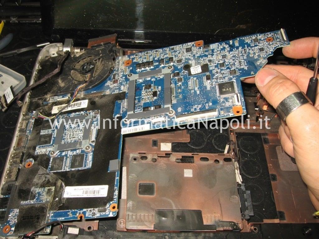 malfunzionamento motherboard DV6-6169sl