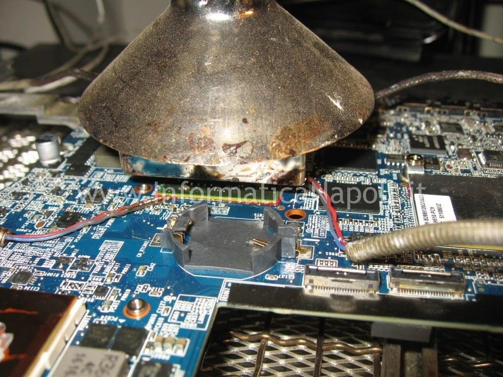 rework AMD gpu bga HP Pavilion DV6-6169sl