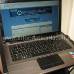 assistenza hp pavilion DV3 reballing reflow rework scheda video