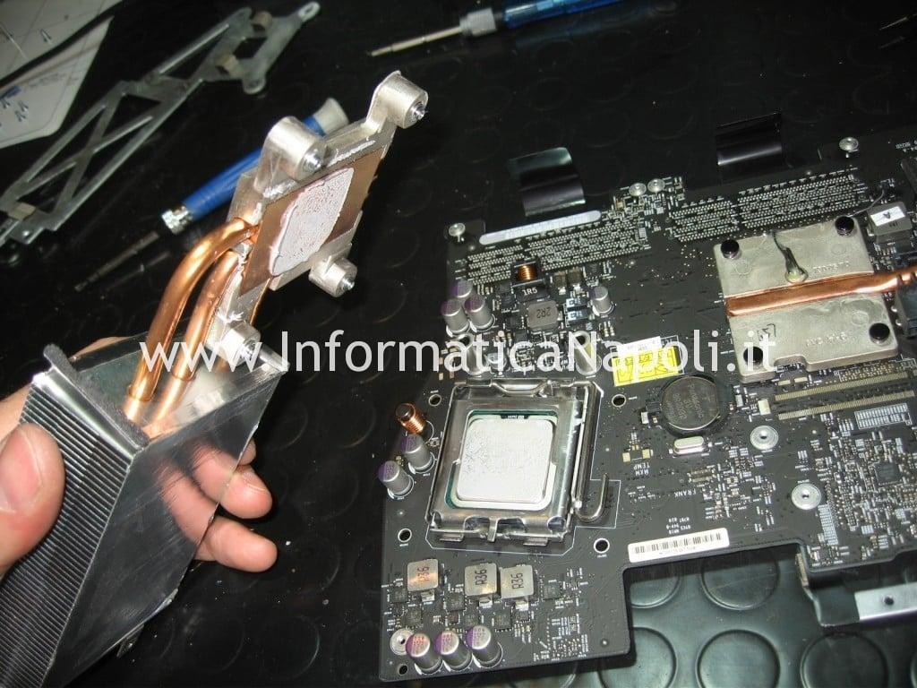 CPU intel apple imac 21.5 late 2009 A1311 MB950