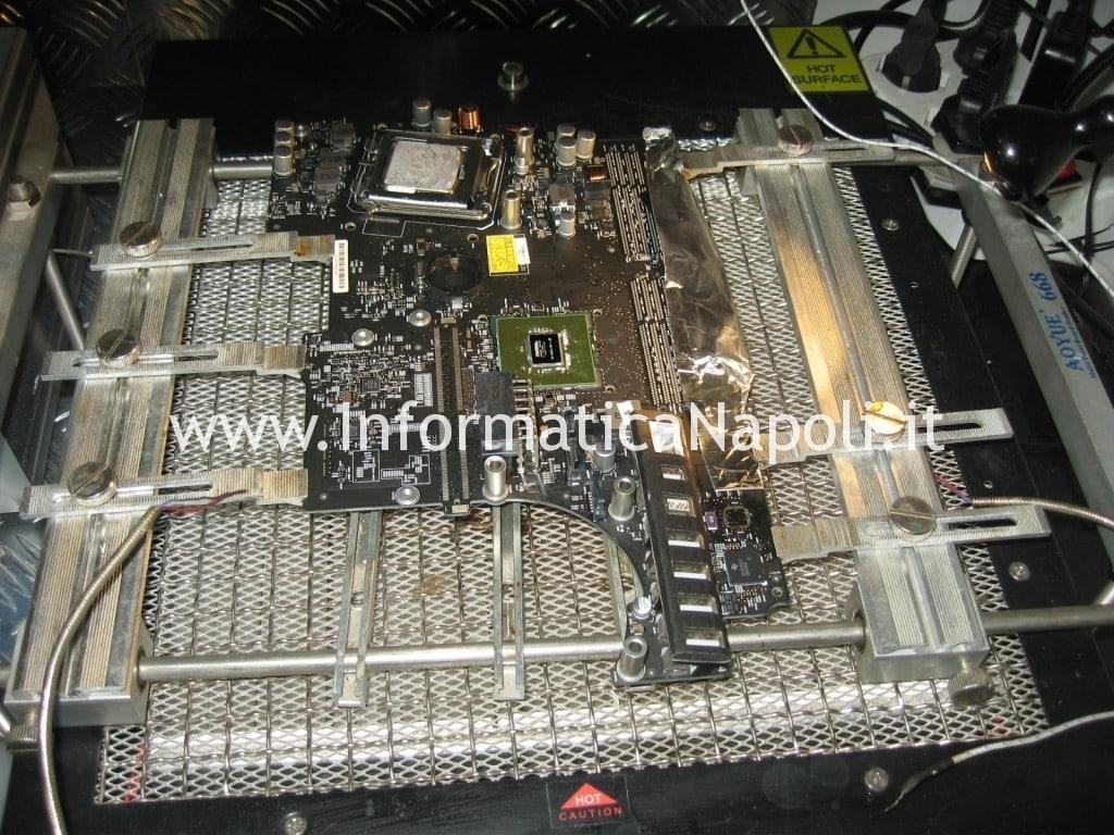 reflow reball NVIDIA GeForce 9400M apple imac 21.5 late 2009 A1311 MB950