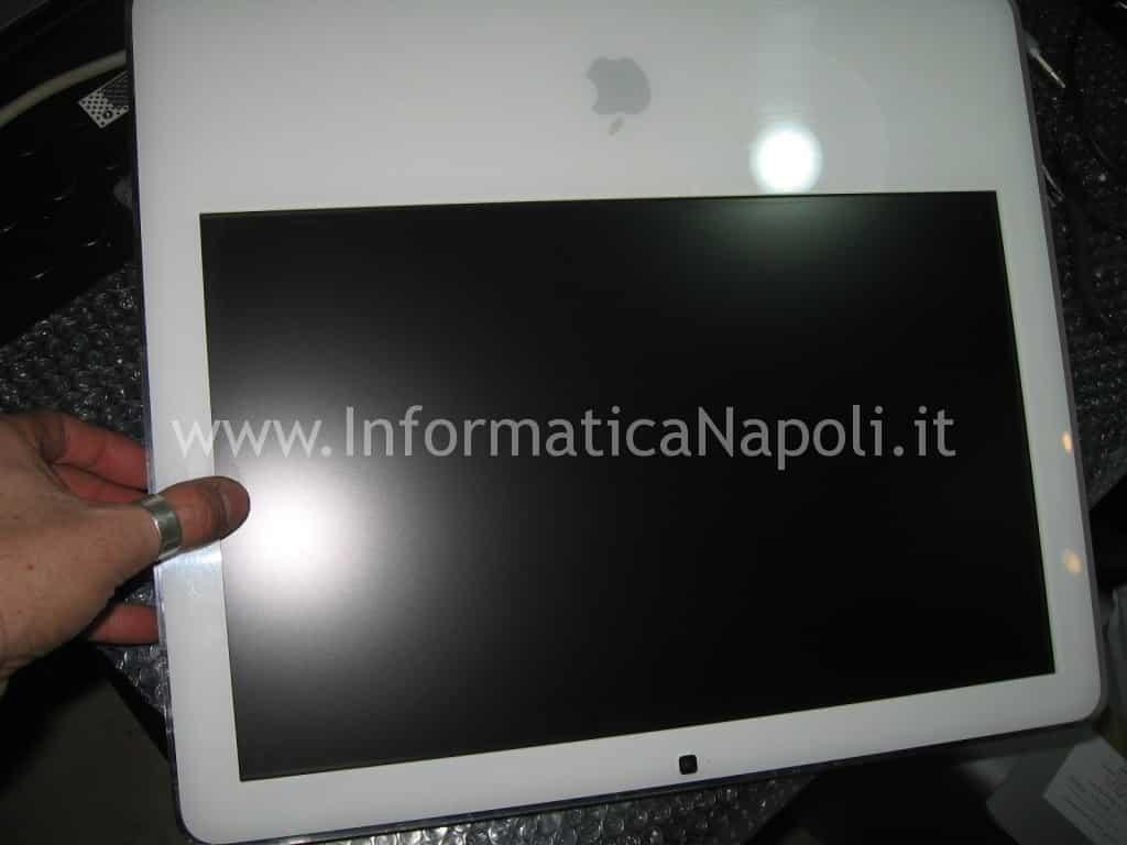 smontare iMac 17 pollici fine 2006 EMC 2114 ATI Radeon X1600