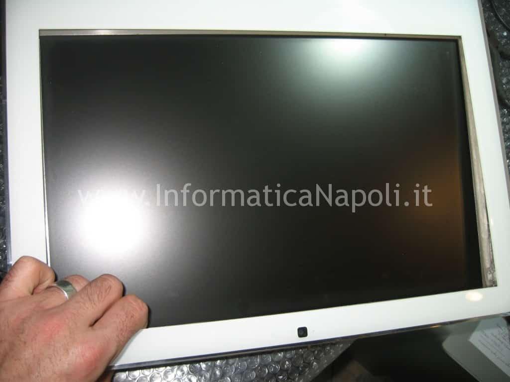 riparare iMac 17 pollici fine 2006 EMC 2114 ATI Radeon X1600