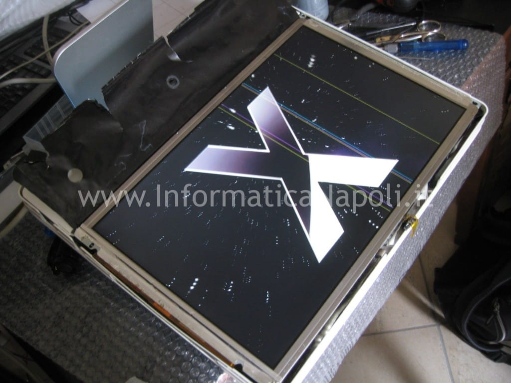"dove riparare Apple iMac vintage 17"" 2006 in italia ?"
