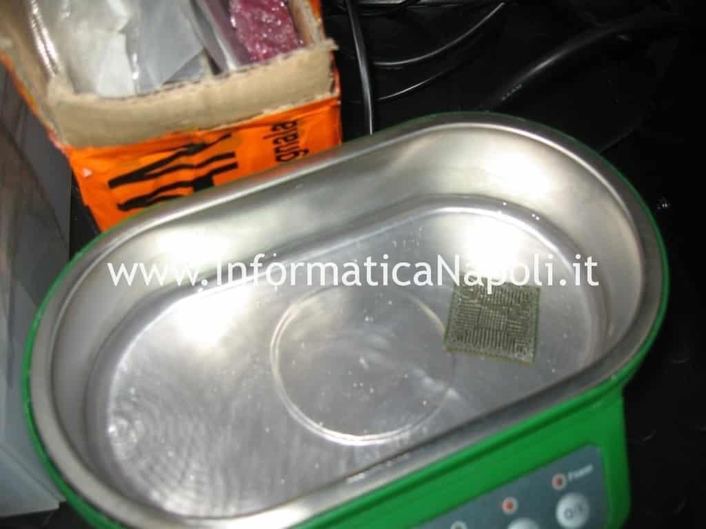 vaschetta ultrasuoni pulizia BGA reballing