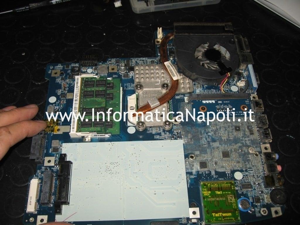 assistenza e riparazione acer 5530 g JALBo LA-4171P
