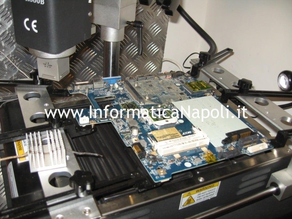 reballing Acer 5530 5530g