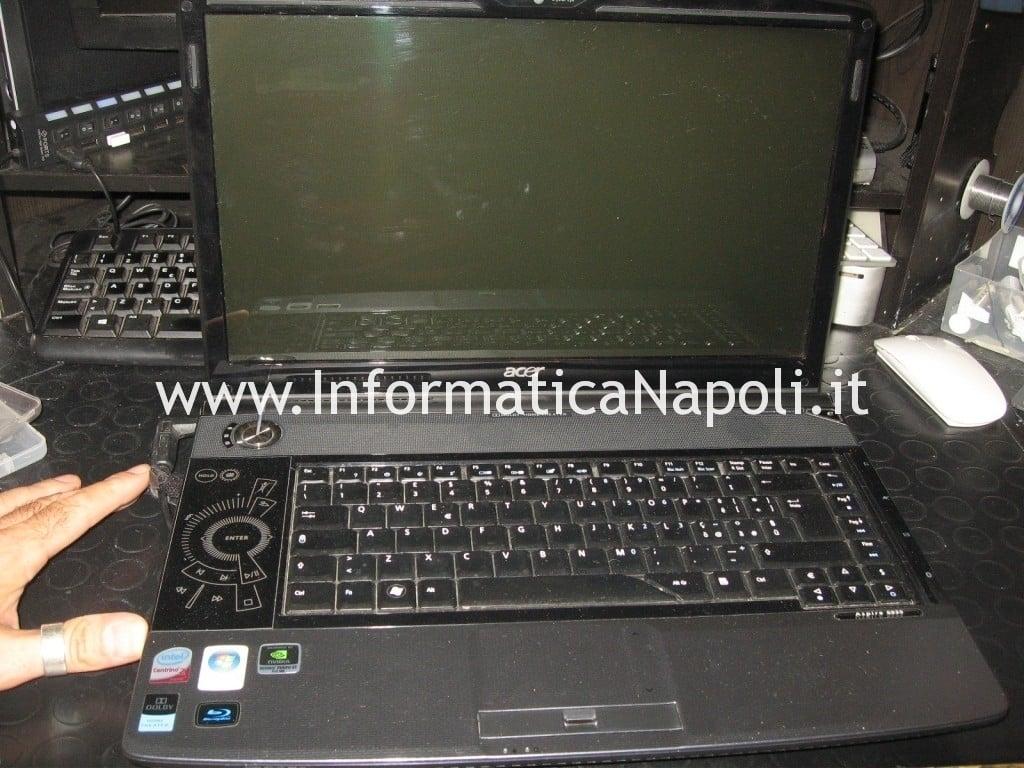 problema Acer aspire 6935 LF2 si spegne