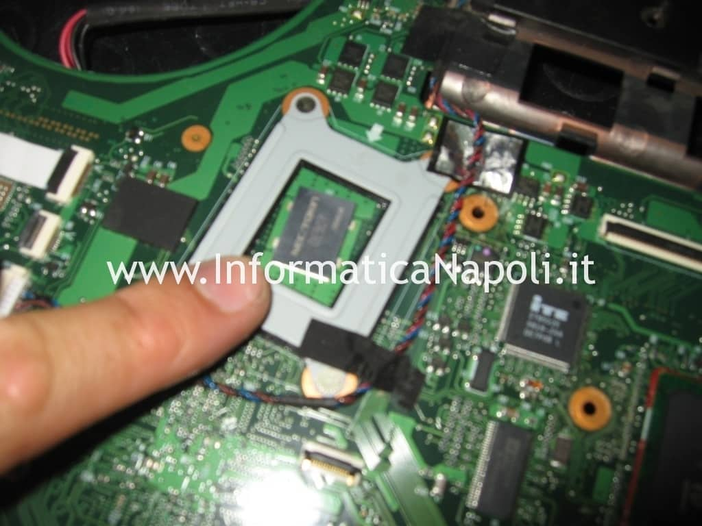 problema nectokin nec tokin Acer aspire 6935 LF2