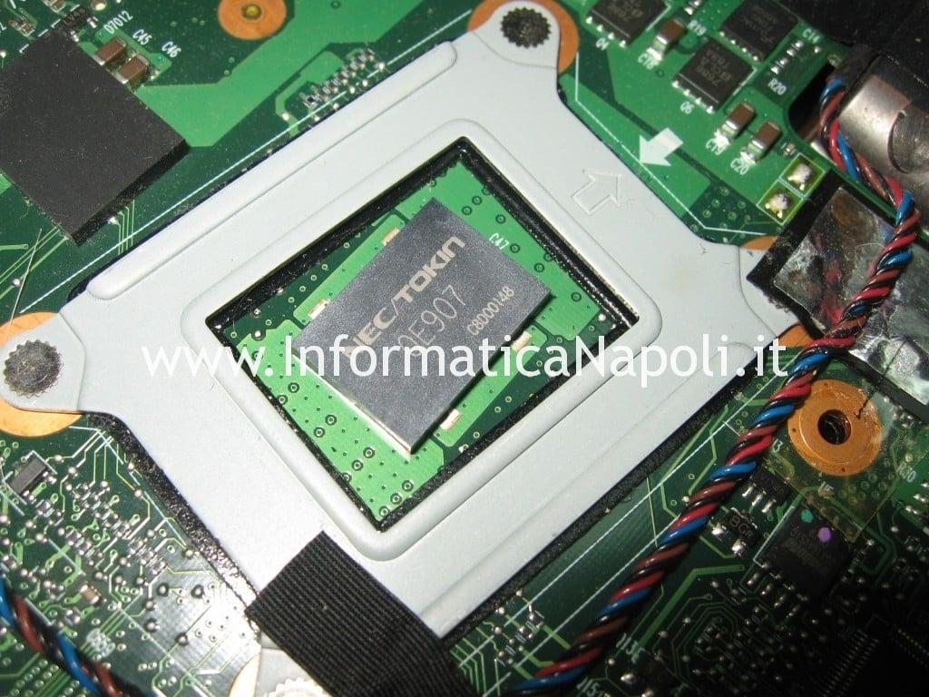 Problema Acer aspire 6935 LF2 si spegne da solo nec/tokin 0e907