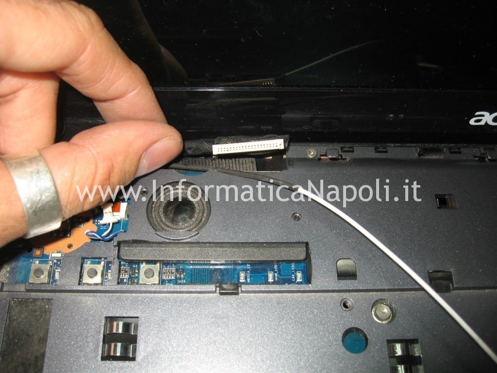 flat video Acer Aspire 5738