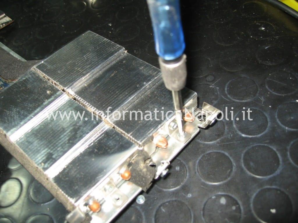 dissipatore Apple A1225 24 pollici EMC 2134