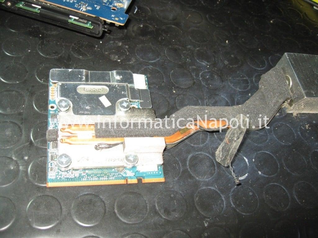 riparazione scheda video Apple A1225 24 pollici EMC 2134