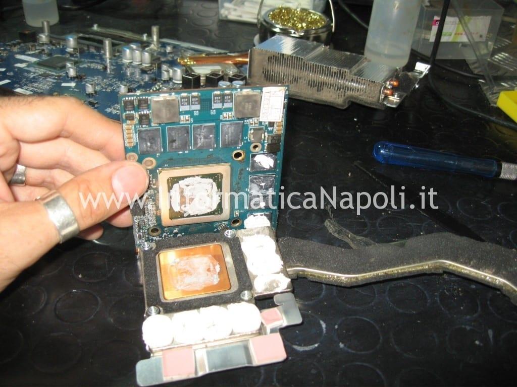 reball scheda video scheda logica Apple A1225 24 pollici EMC 2134