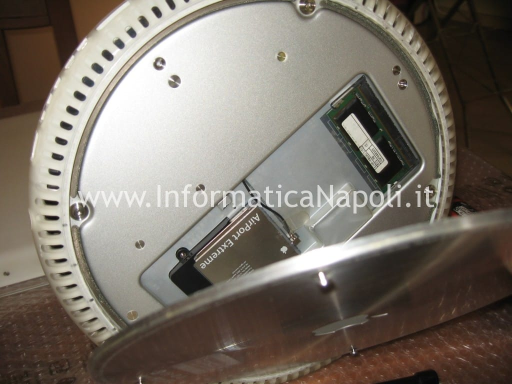 "assistenza Apple vintage iMac G4 20"" a1065"