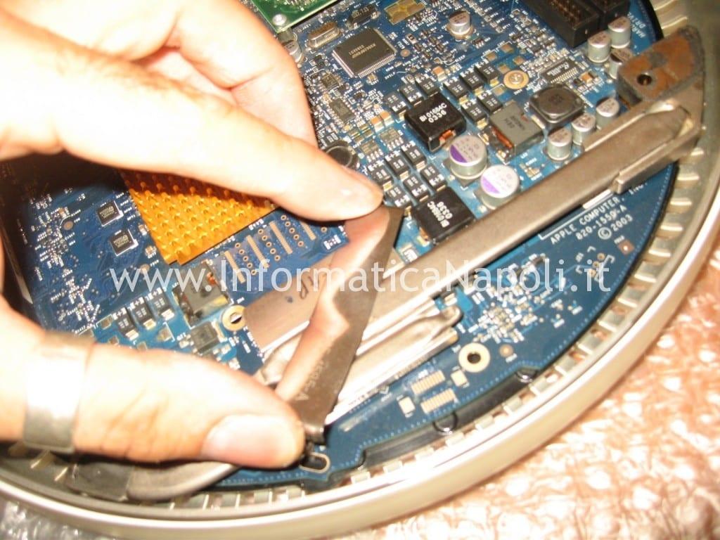 "assistenza Apple vintage iMac G4 20"" a1065 napoli"