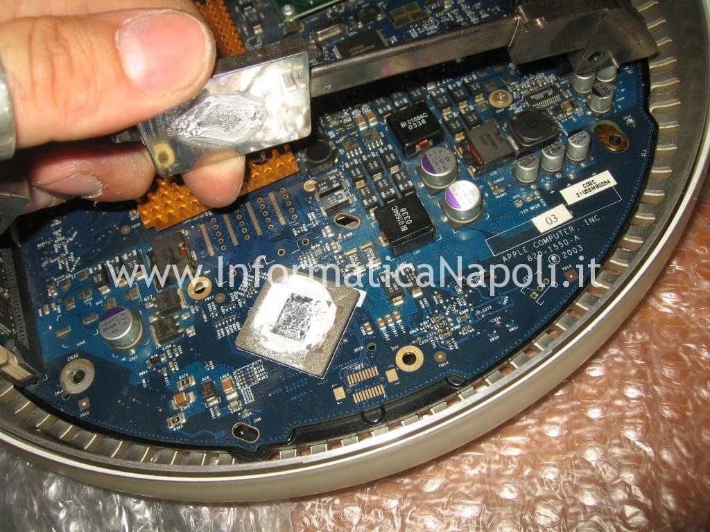 assistenza Apple vintage Napoli vomero soccavo arenella posillipo