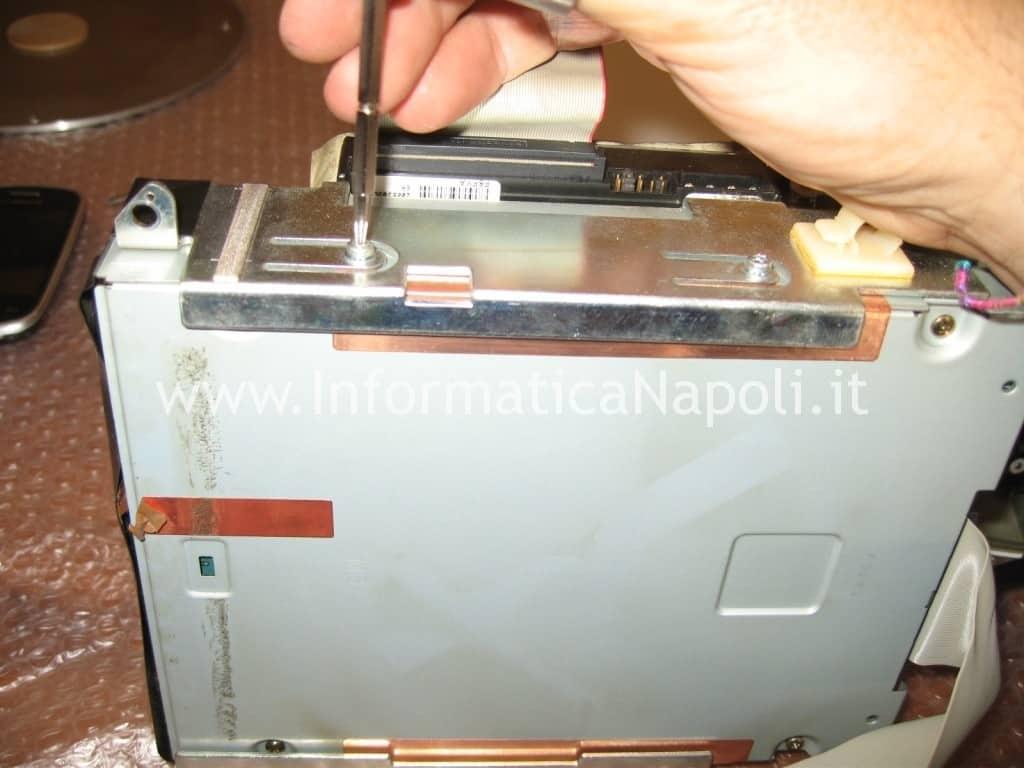 "sostituire cd rom Apple vintage iMac G4 20"" a1065"
