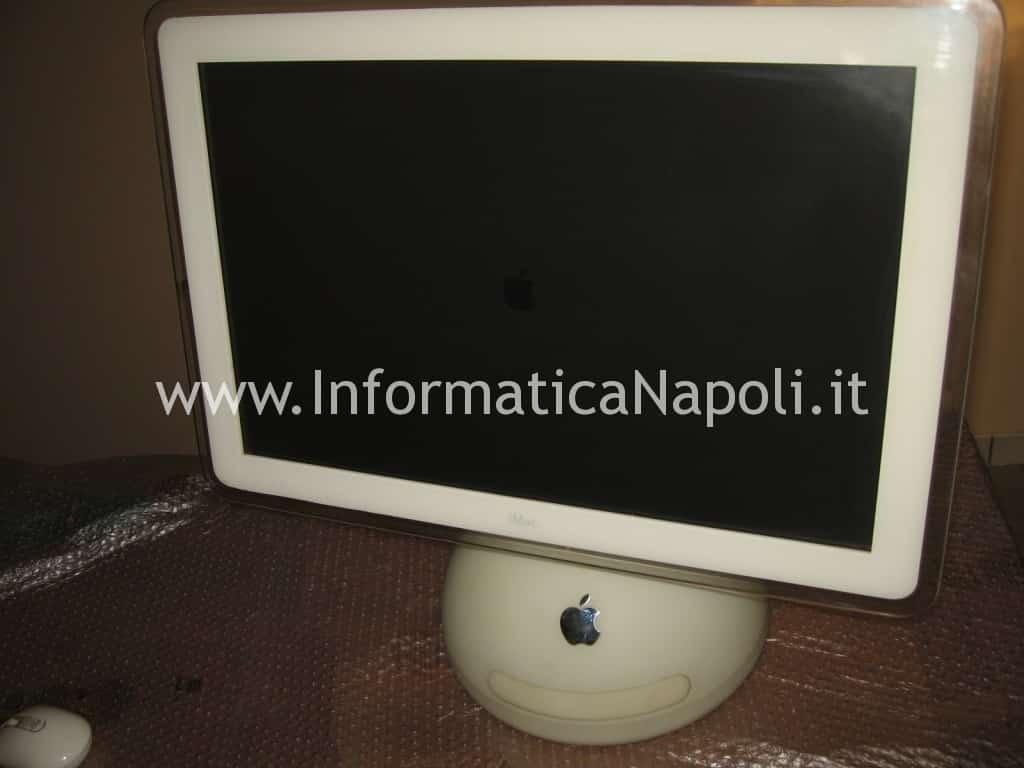 """Apple vintage iMac G4 20"""" a1065 non funzionante"""