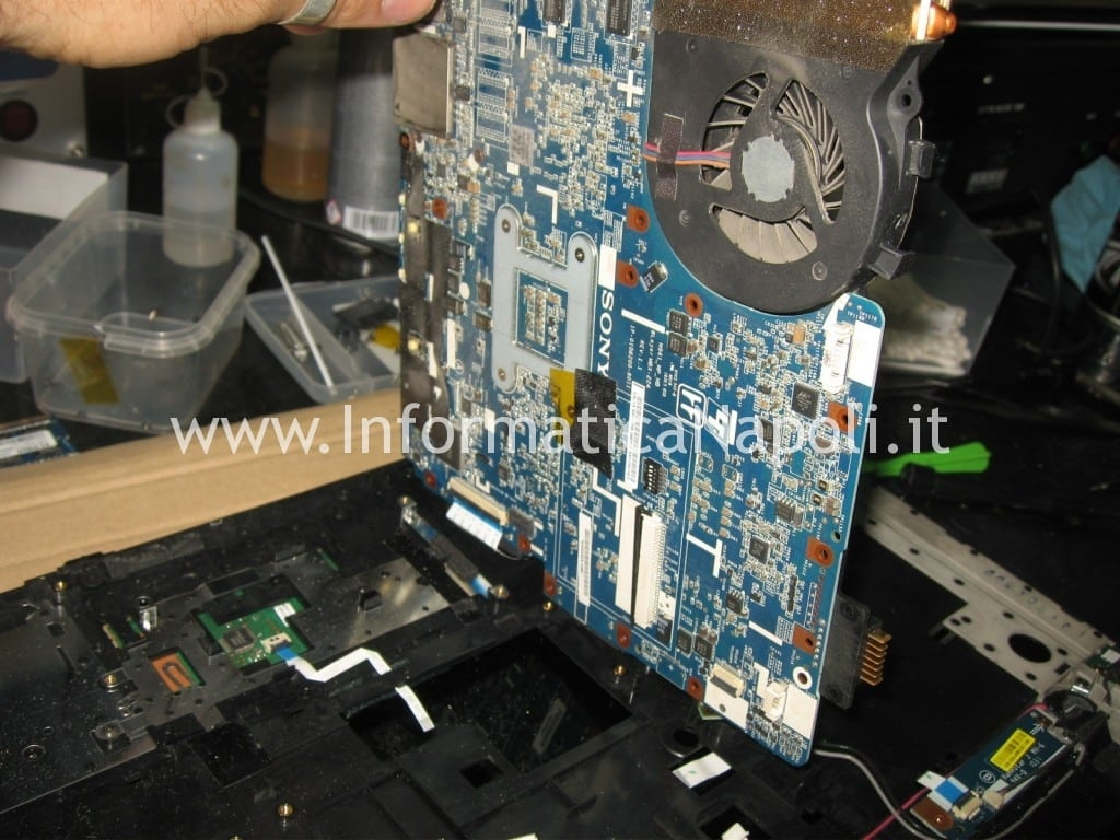 logic board mother board sony vaio PCG-71211M VPCEB3L1E 71211M
