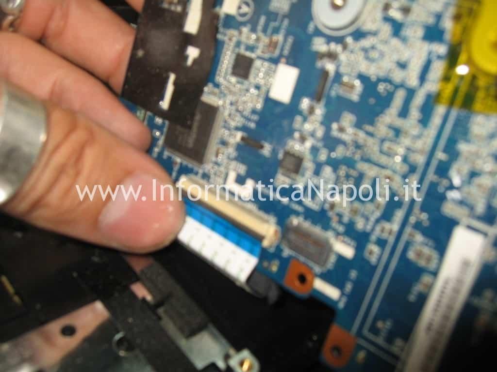 riparazione scheda madre sony vaio PCG-71211M VPCEB3L1E 71211M