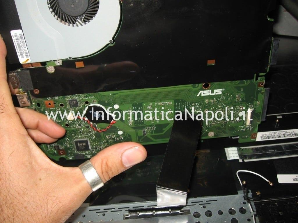 problemi scheda madre ASUS K56 K56CB K56CA K56CM