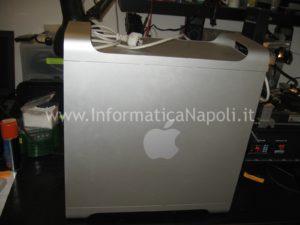 come riparare Mac Pro A1186 EMC 2180