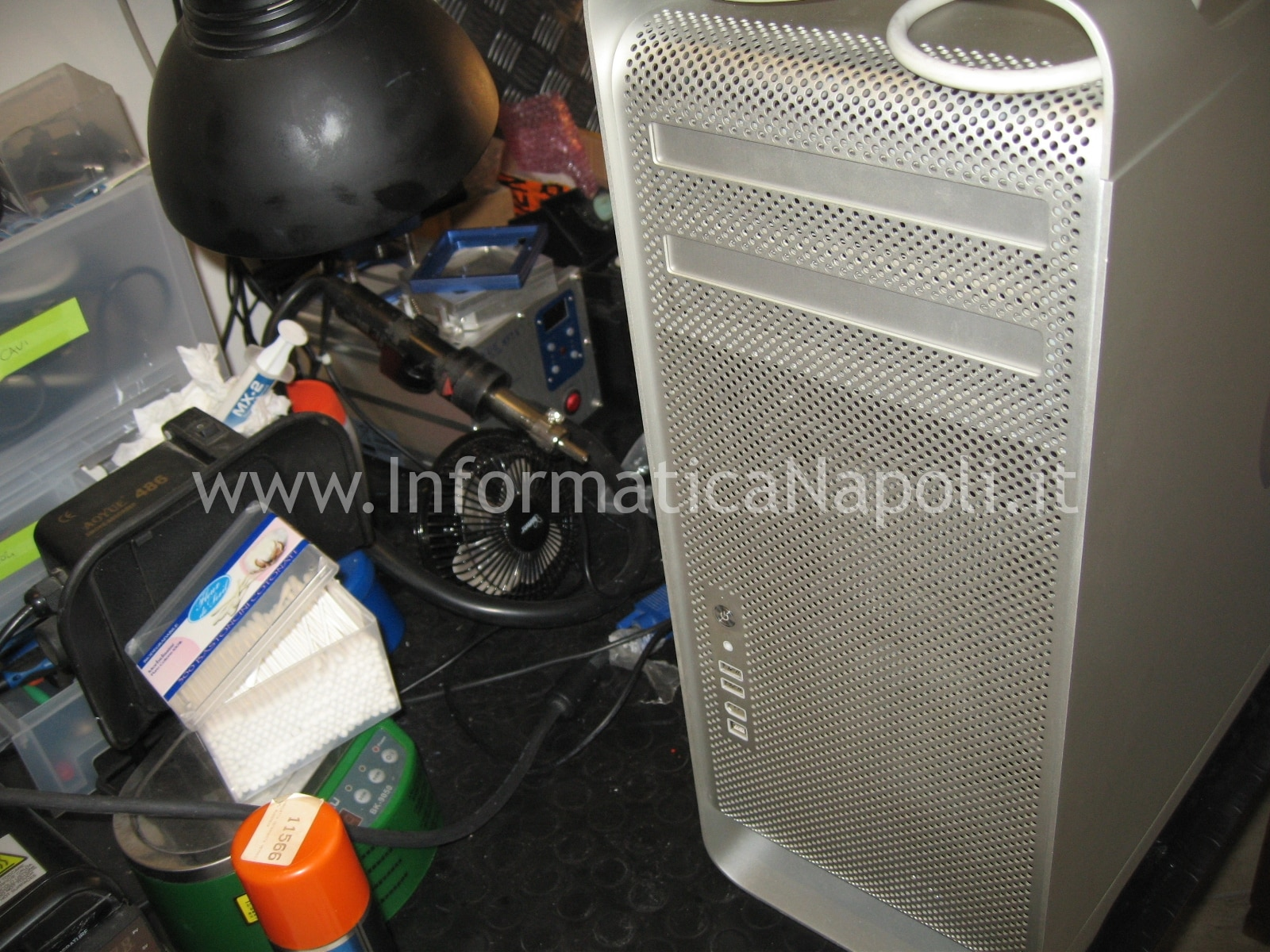 Apple Mac Pro A1186 EMC 2113