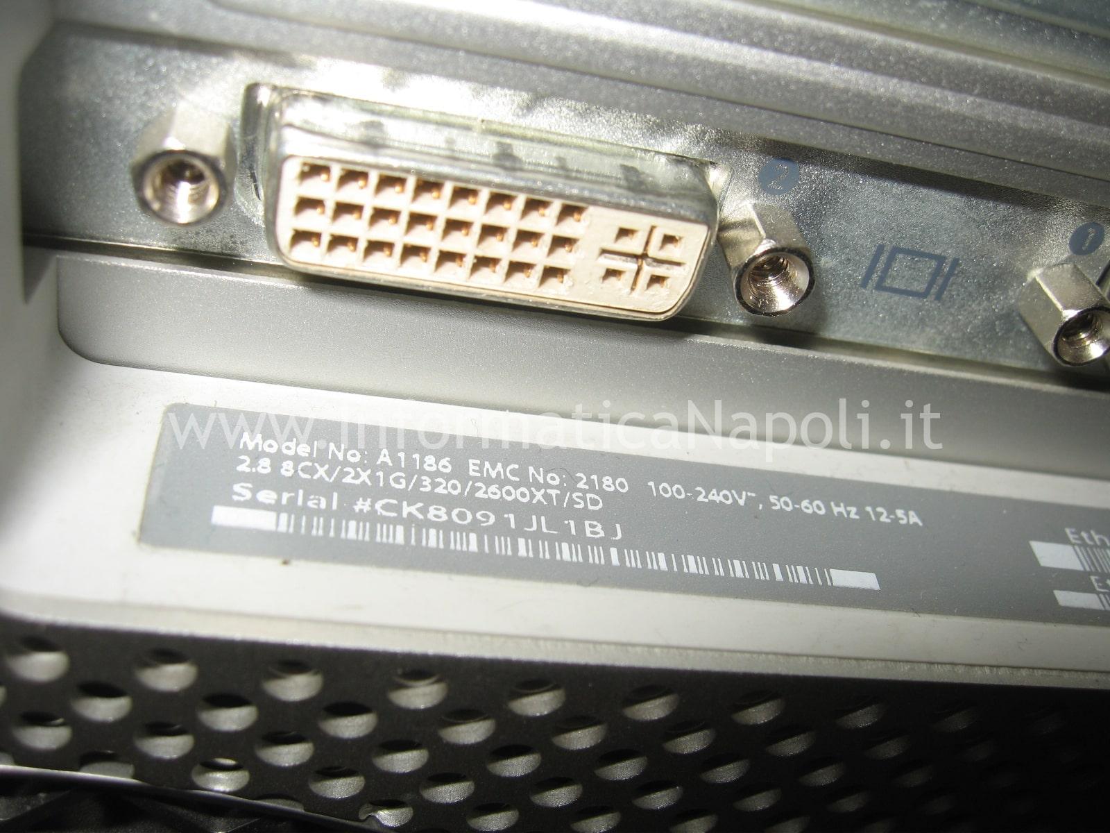 problema ATI Radeon HD 2600 XT RV630 Mac Pro