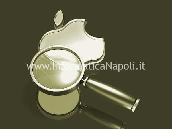 seriale macbook imac mac apple