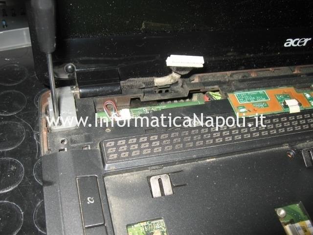 assistenza acer Aspire 5930 5925 5730 MS2233