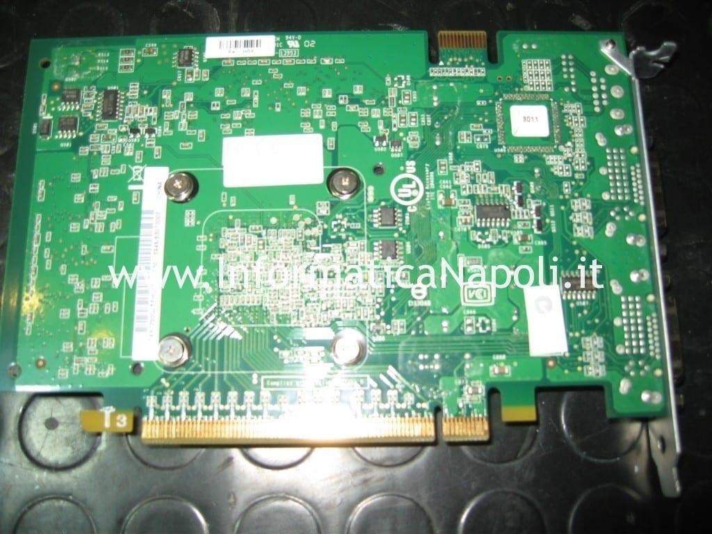 reballing reflow NVIDIA GeForce 7300 GT 256MB