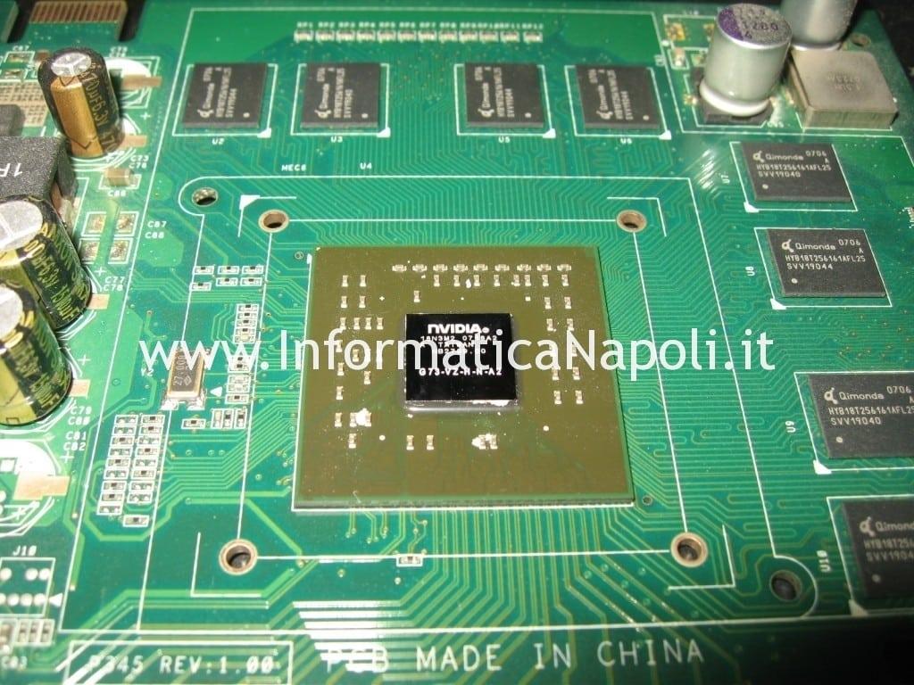 rework NVIDIA GeForce 7300 GT 256MB MacPro A1186 EMC 2113