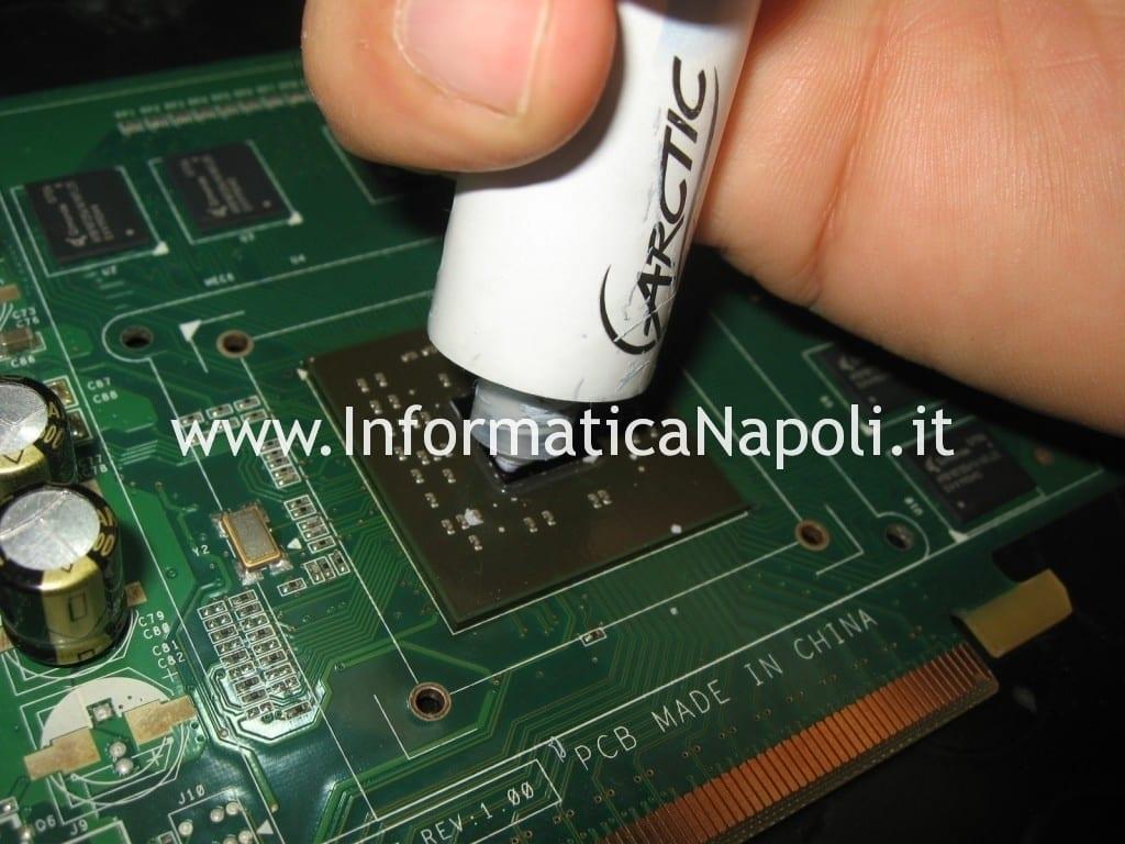 pasta termica chip nvidia A1186 EMC 2113
