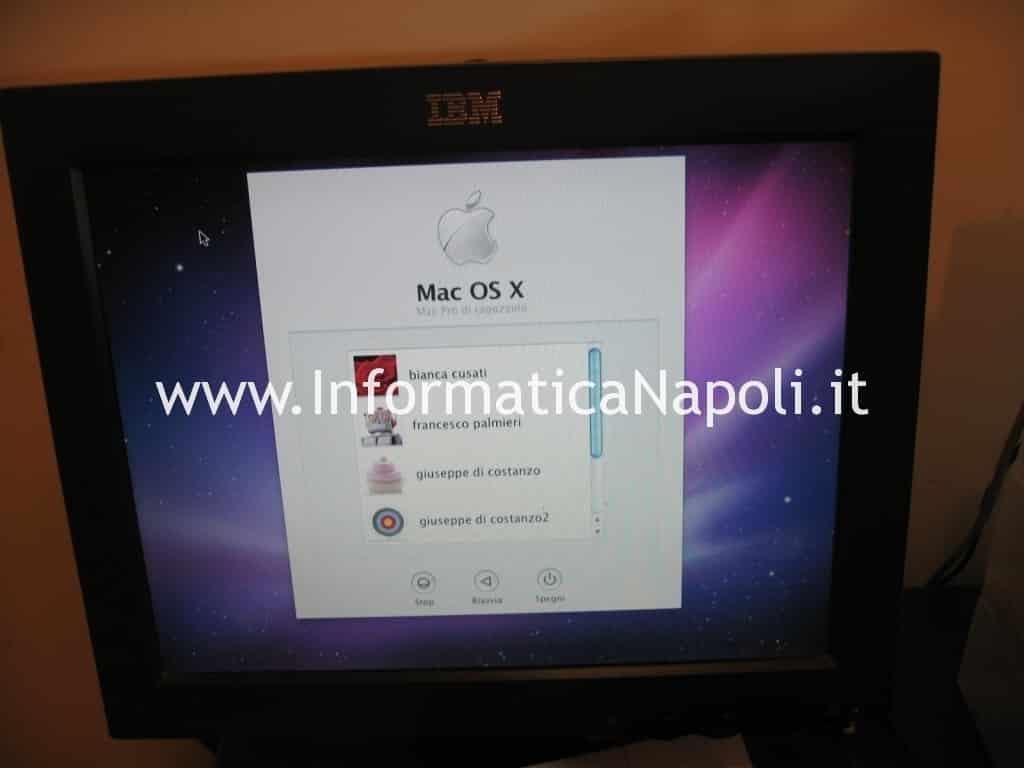 mac pro nvidia A1186 EMC 2113 riparato funzionante