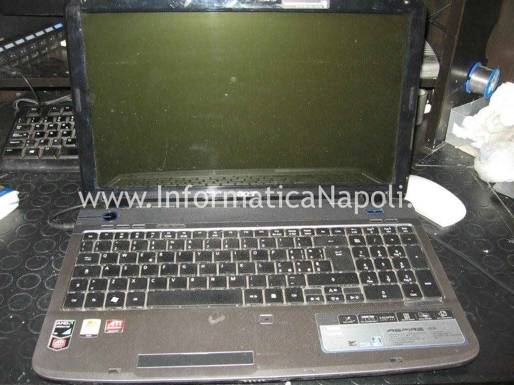 Acer aspire 5536 5236 MS2265 non si avvia