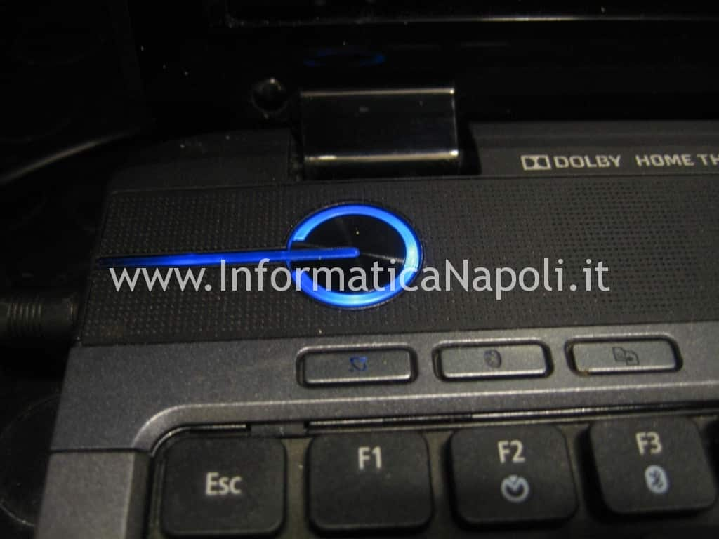 Problemi accensione Acer Aspire 5536 5236 MS2265