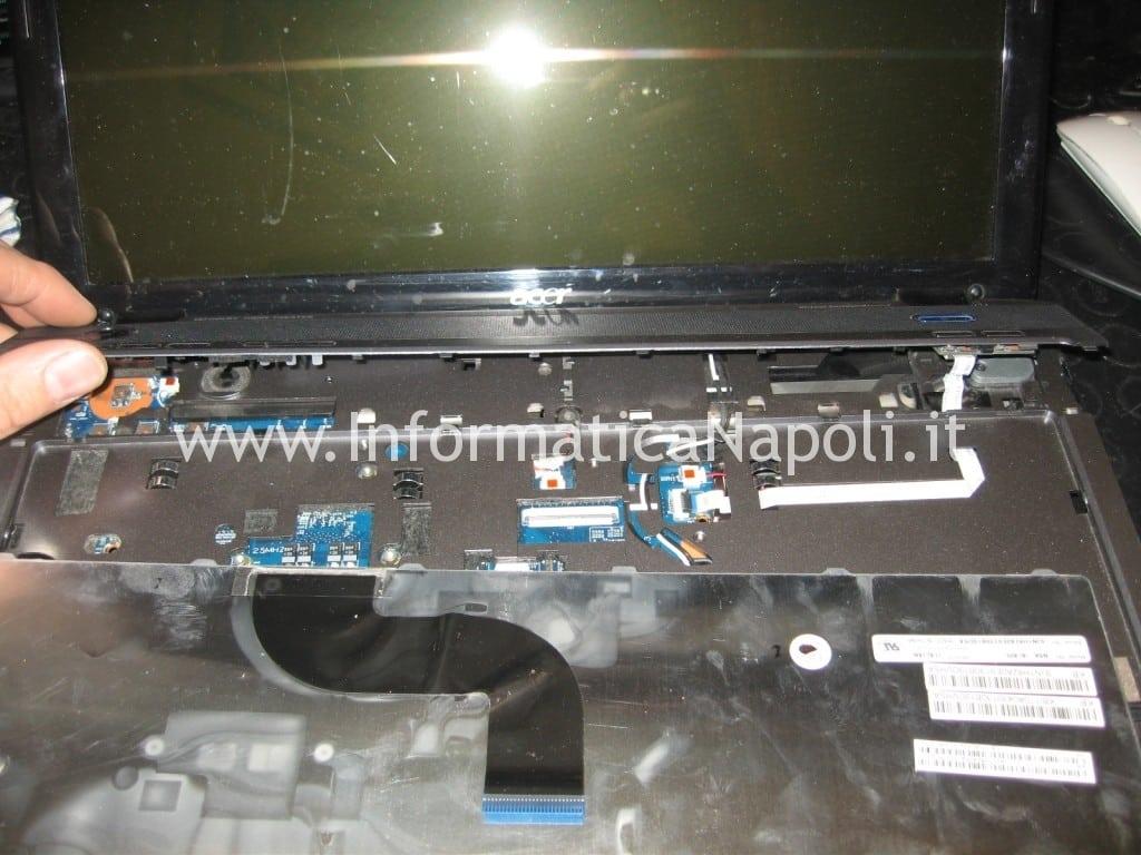 come aprire Acer Aspire 5536 5236 MS2265