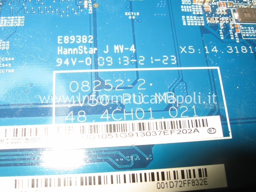 mainboard Acer Aspire 5536 5236 MS2265