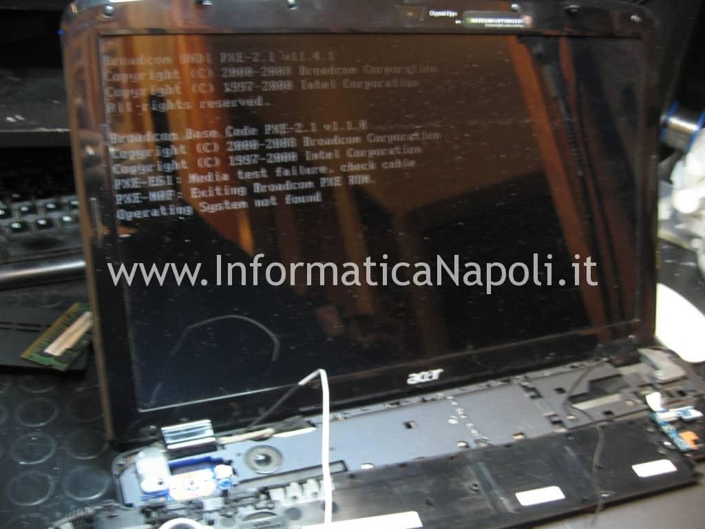 riparzione assistenza GPU Acer Aspire 5536 5236 MS2265