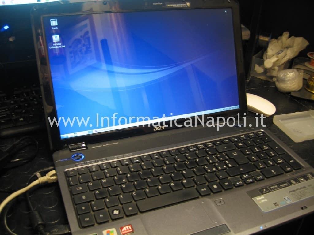 Acer Aspire 5536 5236 MS2265 riparato funzionante