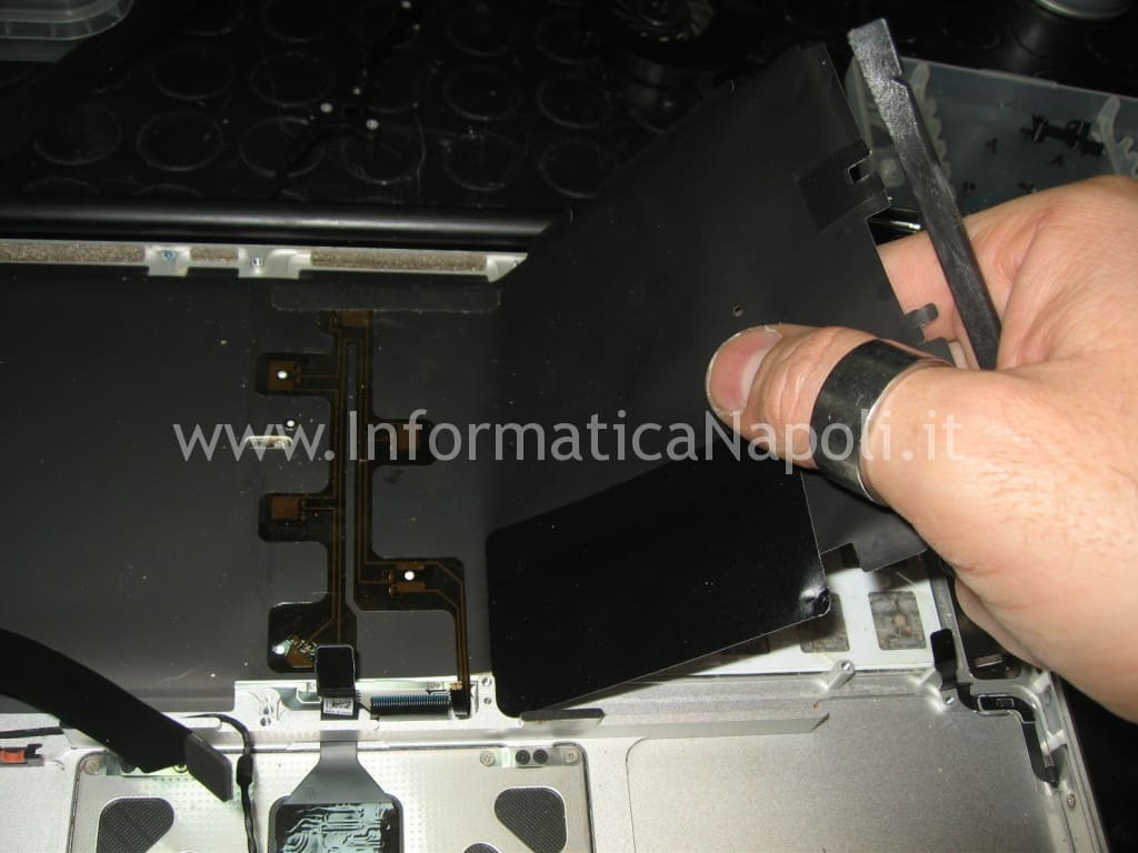 Assistenza logic board riparazione apple macbook pro A1278