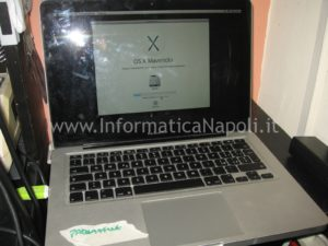 apple macbook 13 riparato funzionante