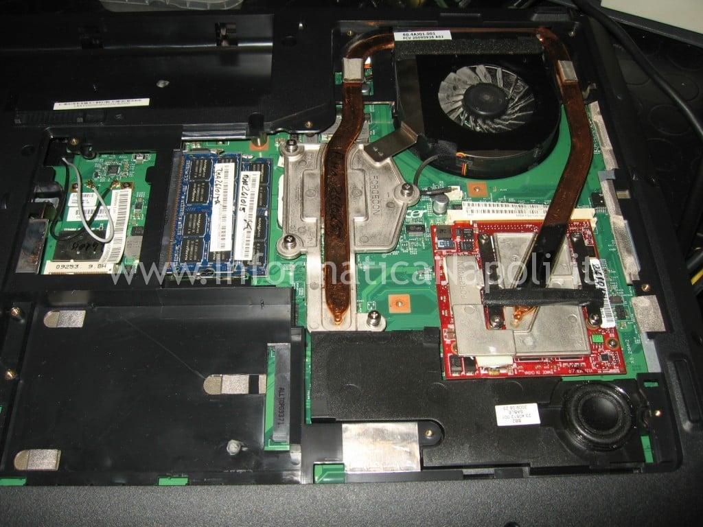 problema scheda madre Acer 8530 8530g MS2249